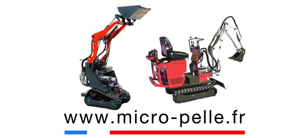 Micro-pelles microBull