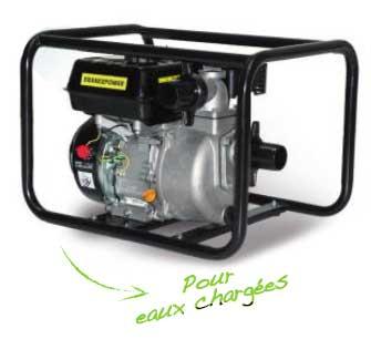 Pompes à eau Groupes électrogènes