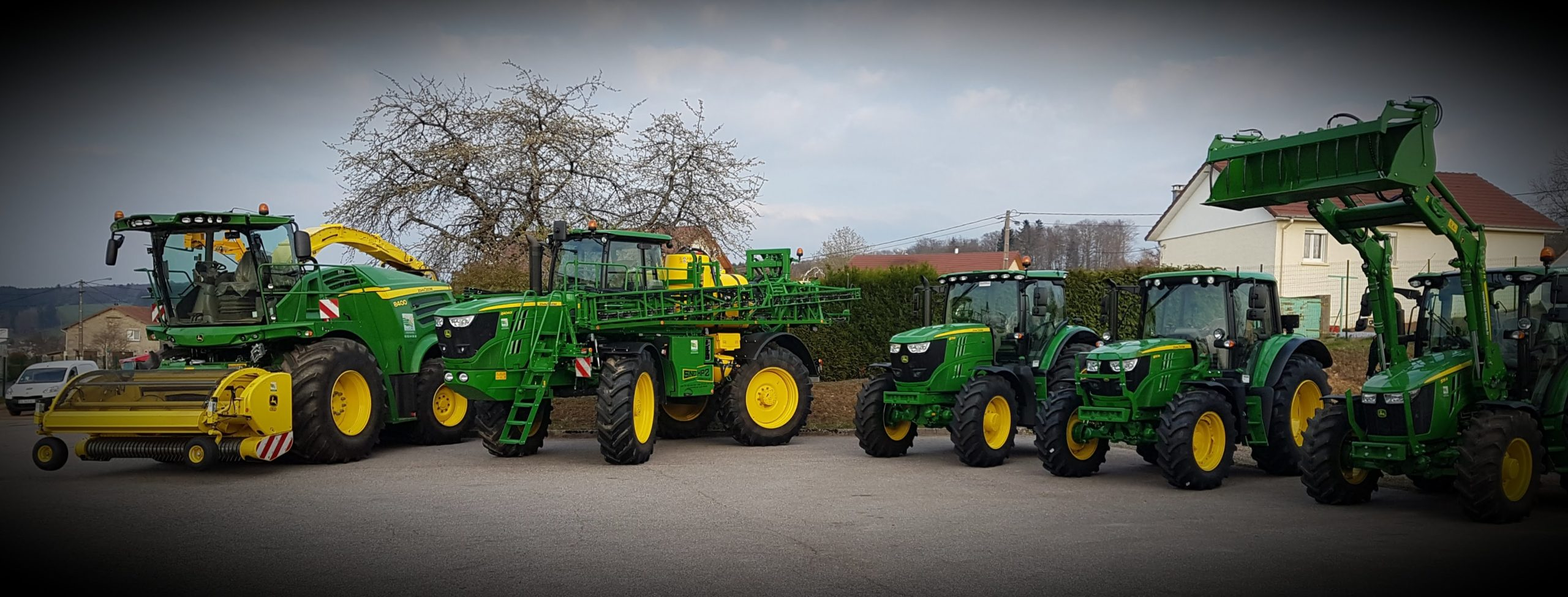 Matériels agricoles