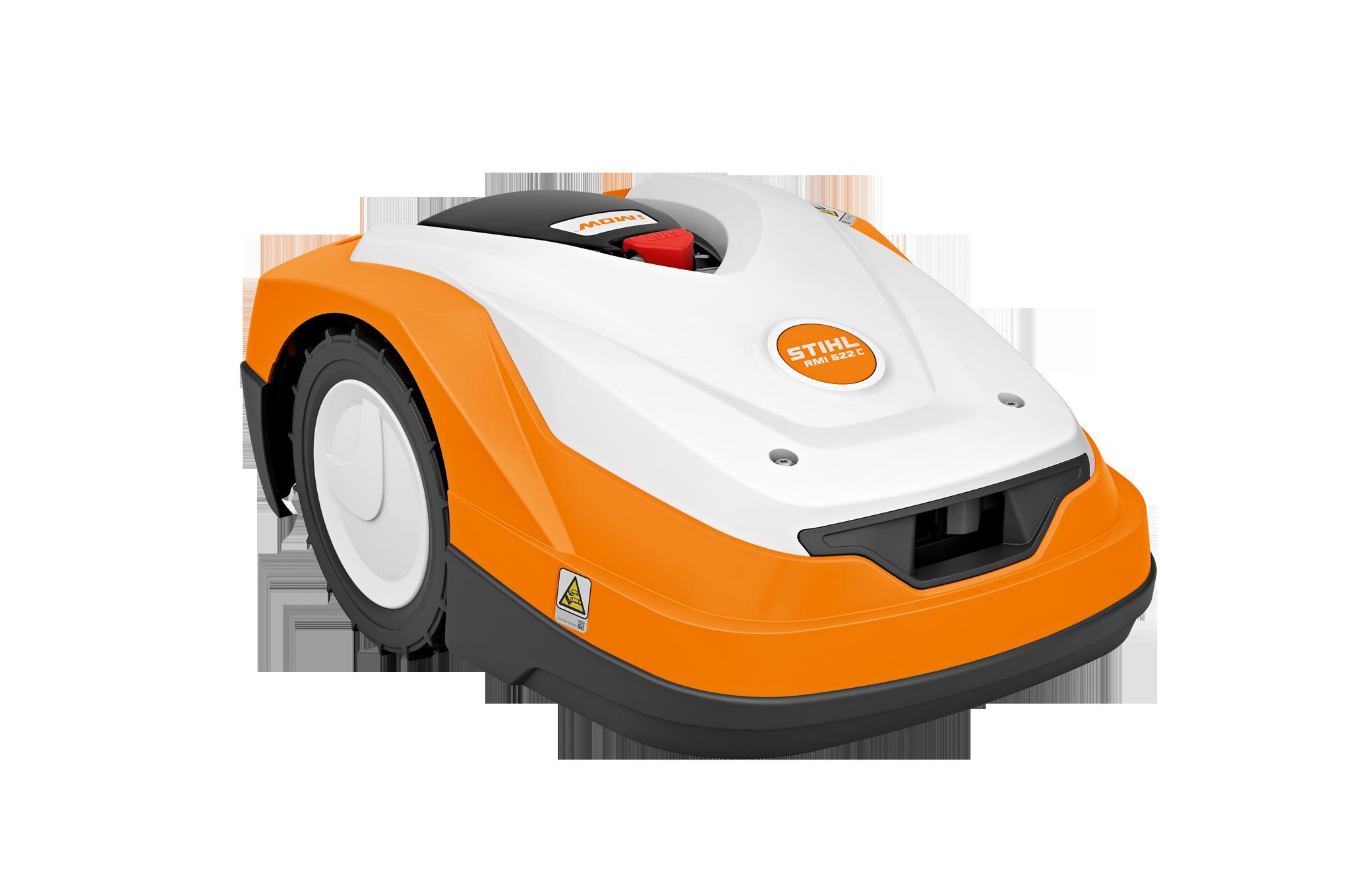 robot de tonte rmi422