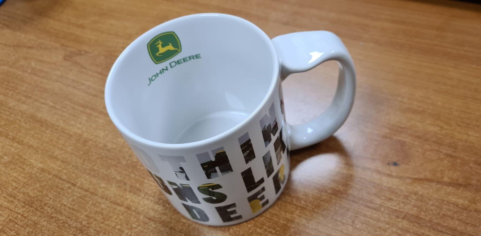 Mug John Deere Nothing Runs Like a Deere