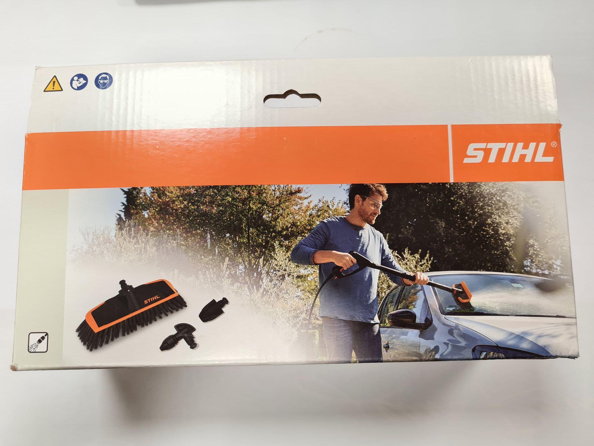 Kit Brosse de nettoyage auto Stihl 4901 500 6100