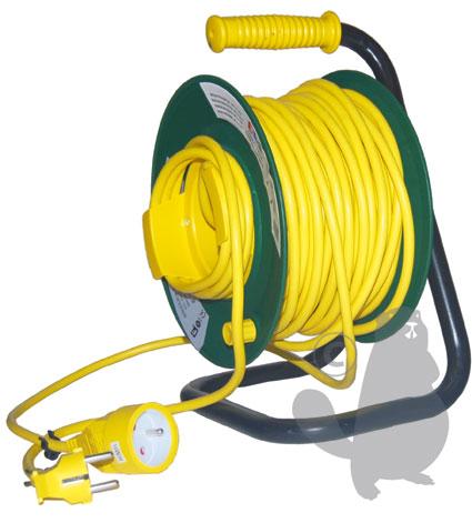 Enrouleur électrique 25M 2400923