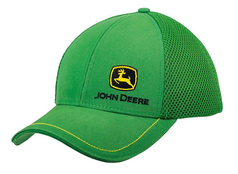 Casquette verte John Deere MCL201914011