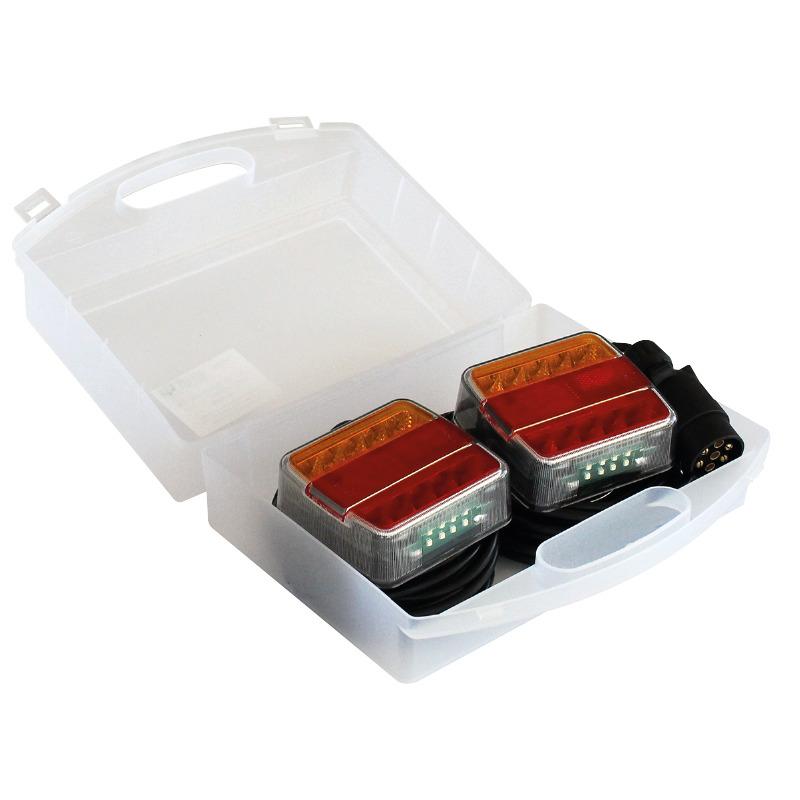 Kit de feux leds magnétiques 724550