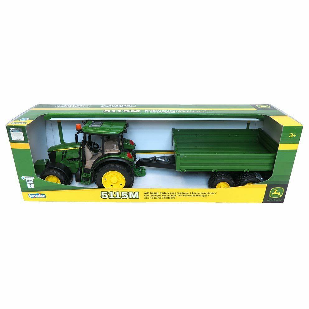Tracteur miniature John Deere 5115M